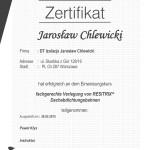 getuigschrift Duits